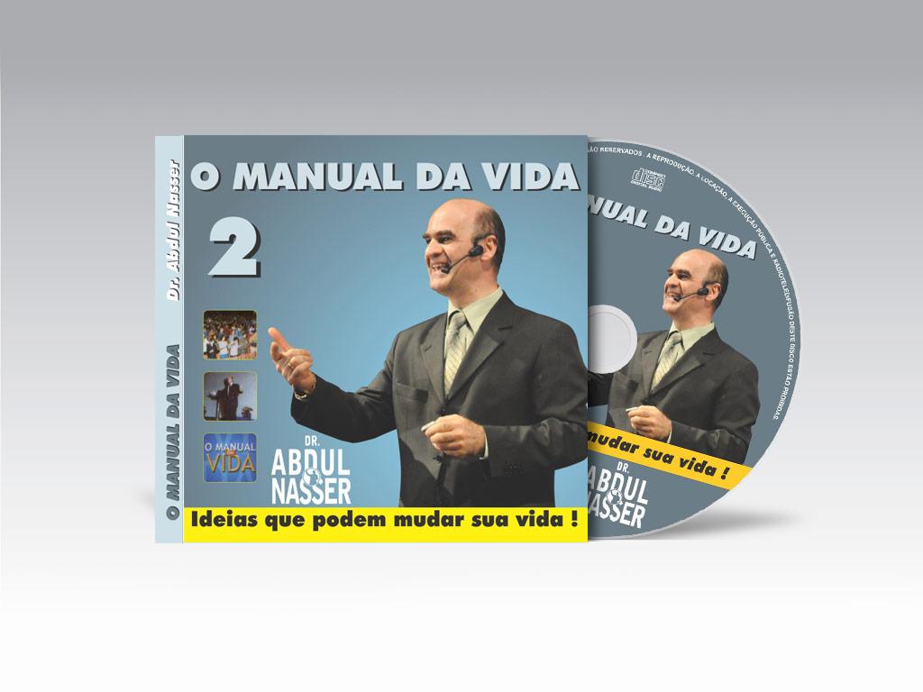 CD – O Manual Da Vida – Vol. 02