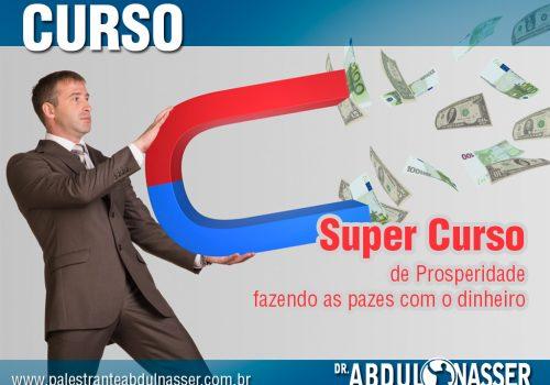 Super Curso De Prosperidade – Fazendo As Pazes Com O Dinheiro
