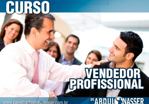 Vendedor Profissional