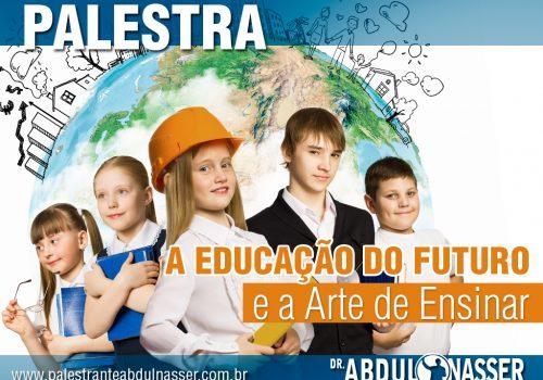 A Educação Do Futuro E A Arte De Ensinar