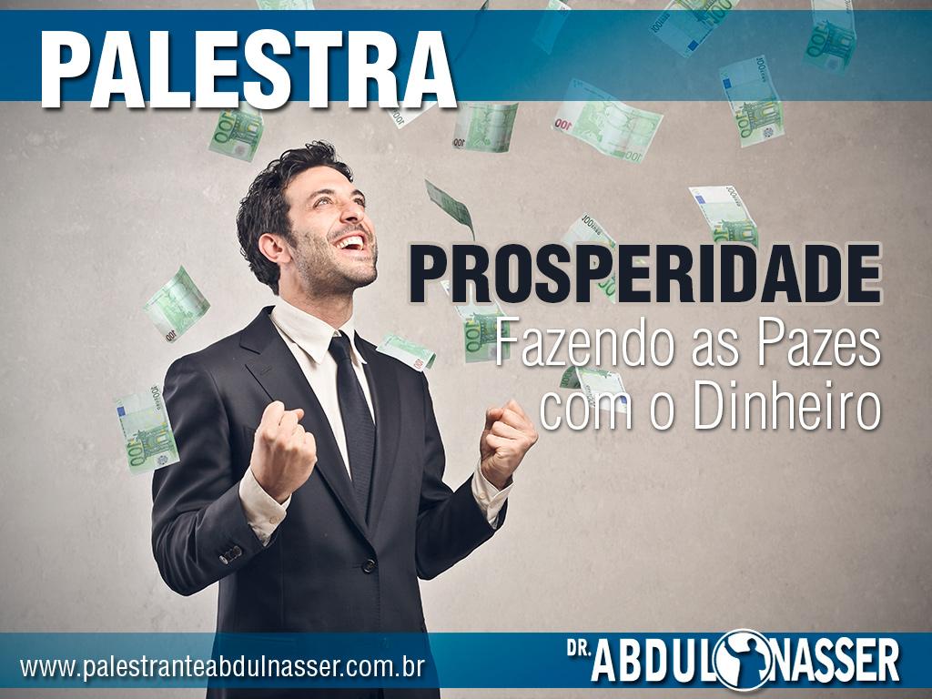 Prosperidade – Fazendo As Pazes Com O Dinheiro