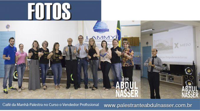 """Café Da Manhã-palestra Com Participantes Do Super Curso """"O Vendedor Profissional"""""""