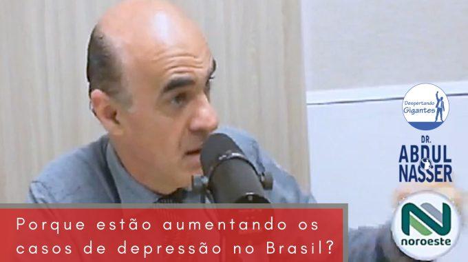 Entrevista Com Jairo Madril – Depressão – Hipnose