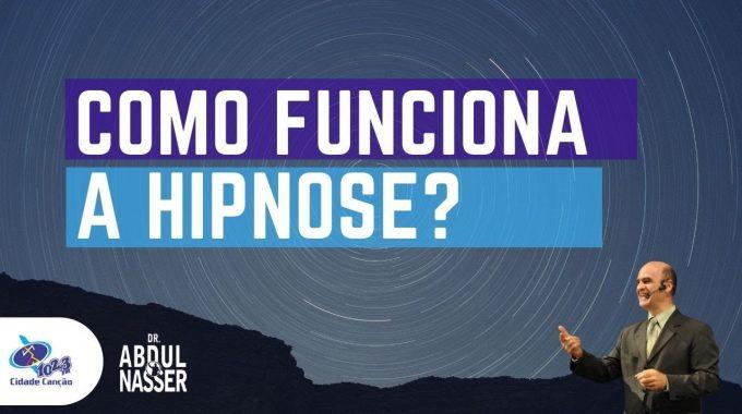 Dr. Abdul Nasser Realizou Entrevista Em Três De Maio – Descubra Como Funciona A Hipnose